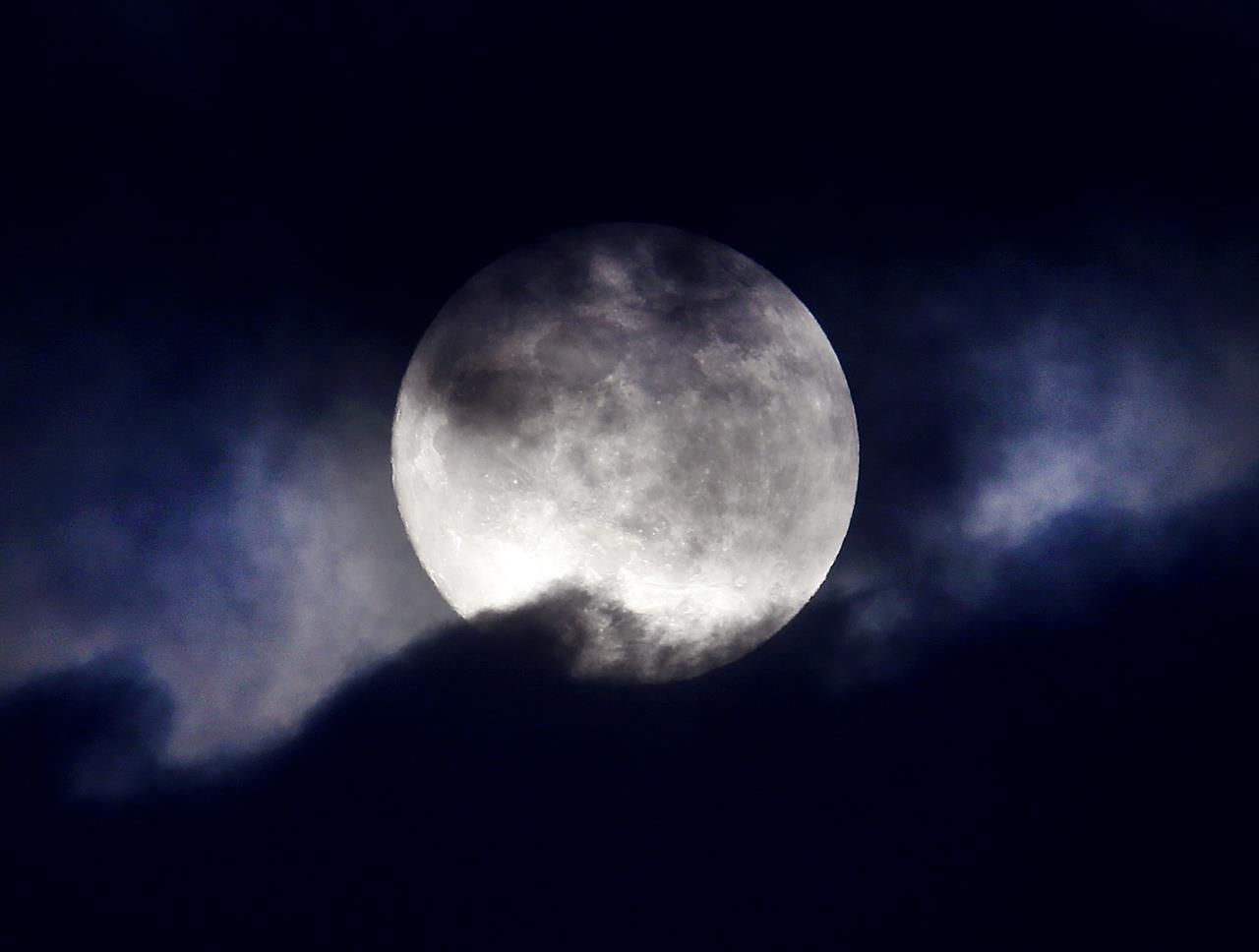red cosmic moon year 2018 - photo #23