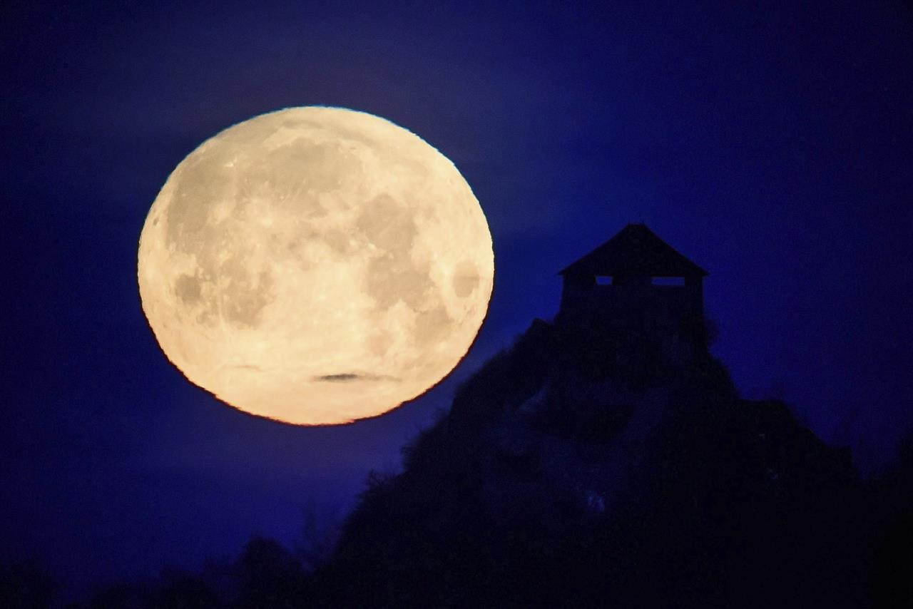 blood moon tonight washington - photo #10