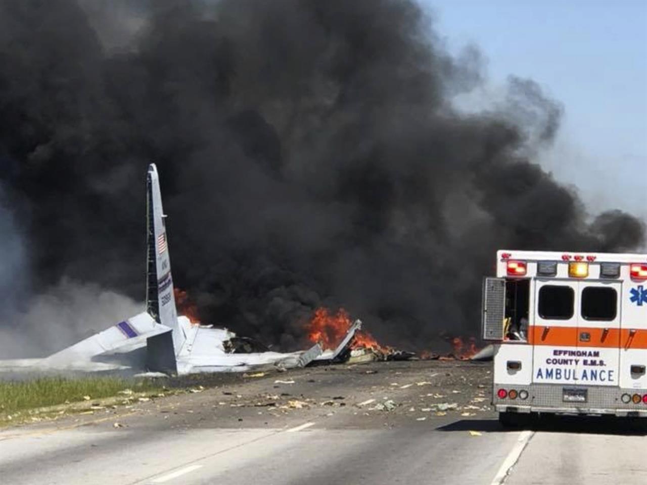 Report: Pilot error cause of deadly military plane crash