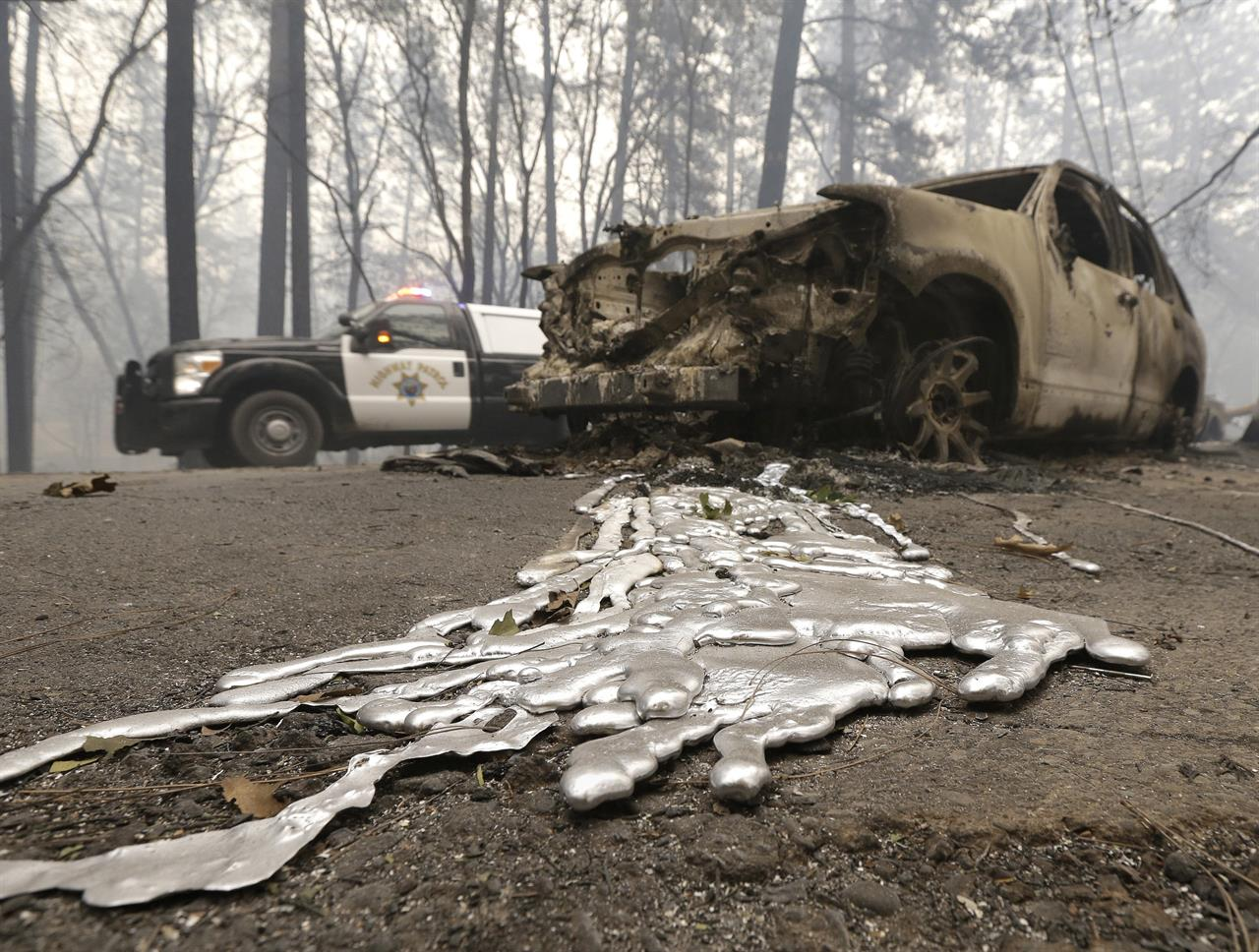 Death toll in Northern California wildfire rises to 23 | The