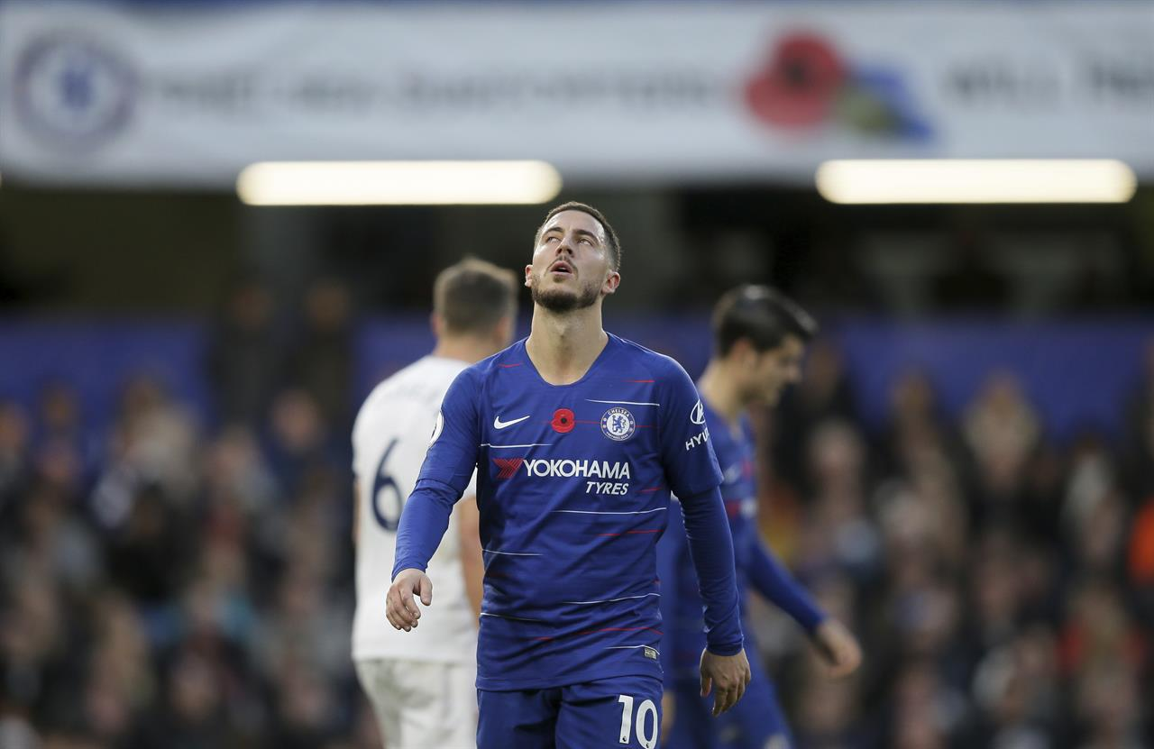 Chelsea frustrated by Everton in 0-0 draw in Premier ...
