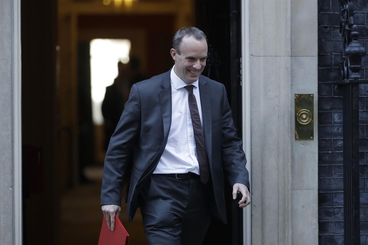 UK Cabinet to meet after Britain, EU reach draft Brexit ...