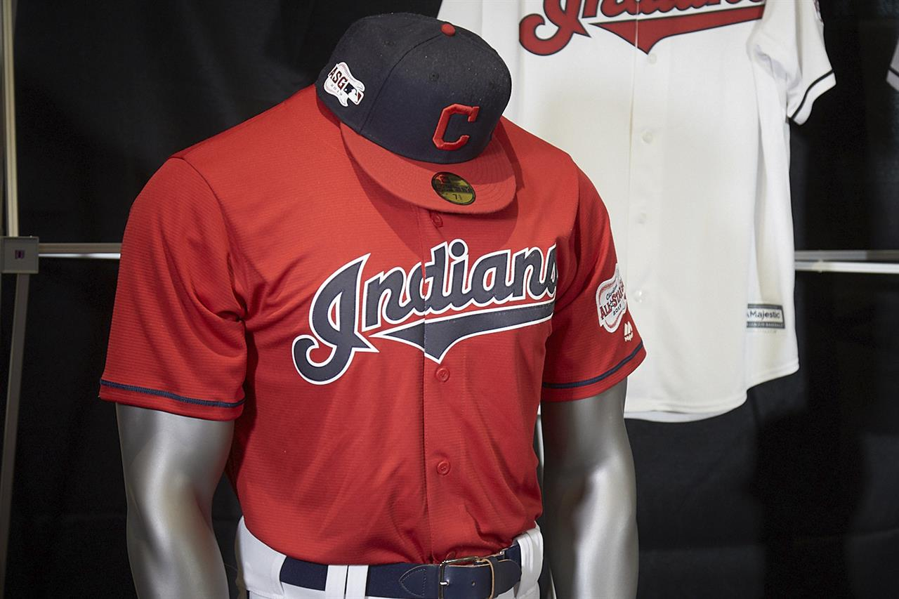 Indians unveil alternate red home jerseys for 2019 season   AM 1420