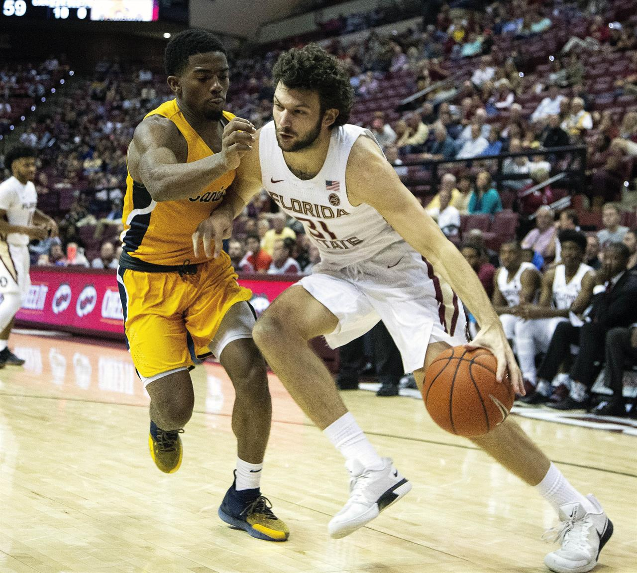 Kabengele scores 18 points as Florida State routs Canisius | AM 1070