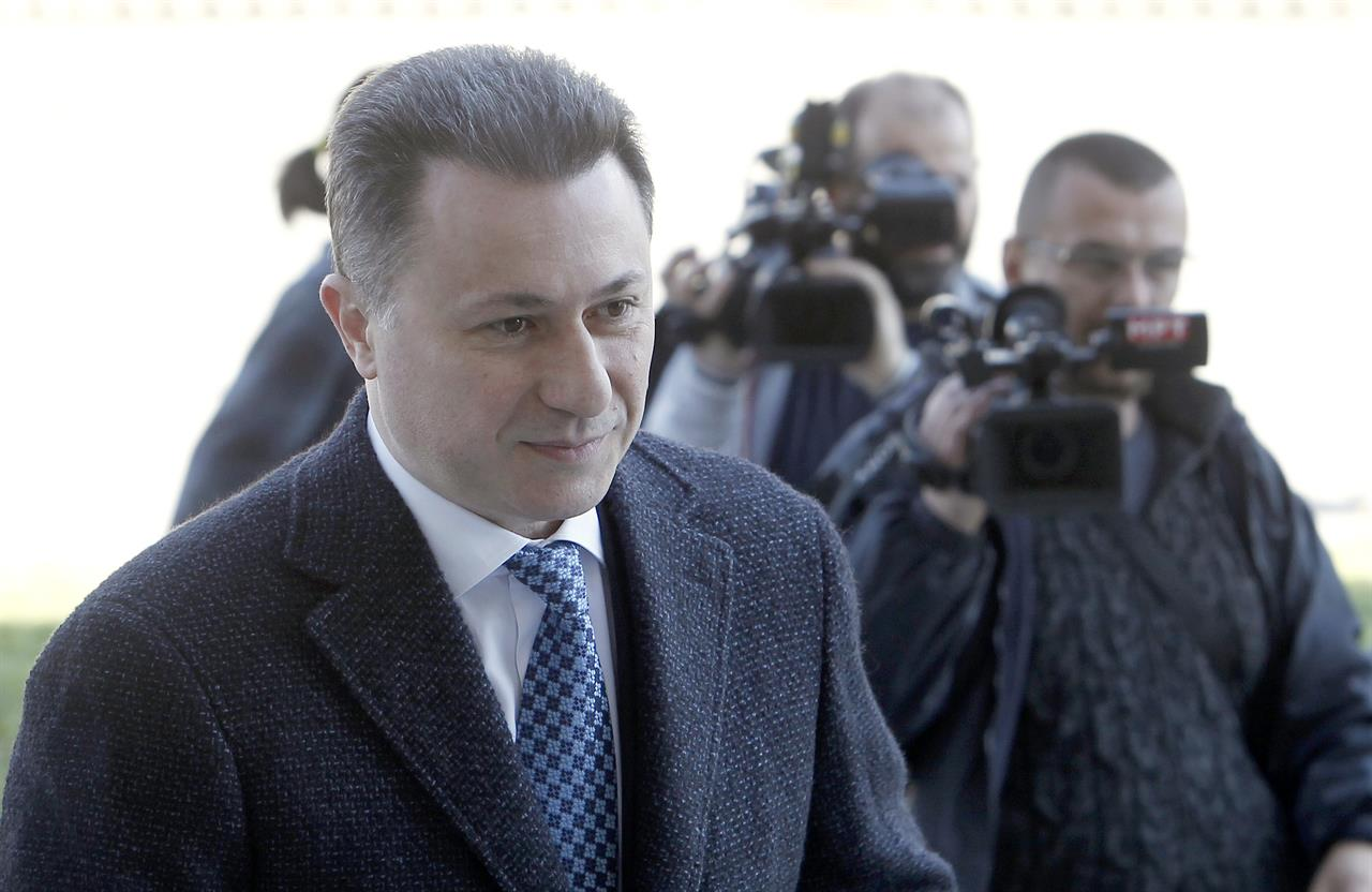 Orban says Hungary to evaluate Gruevski extradition request advise