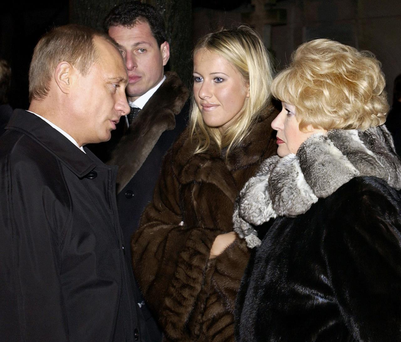 Ksenia Sobchak impressed with the new photo of a little son 04/03/2018