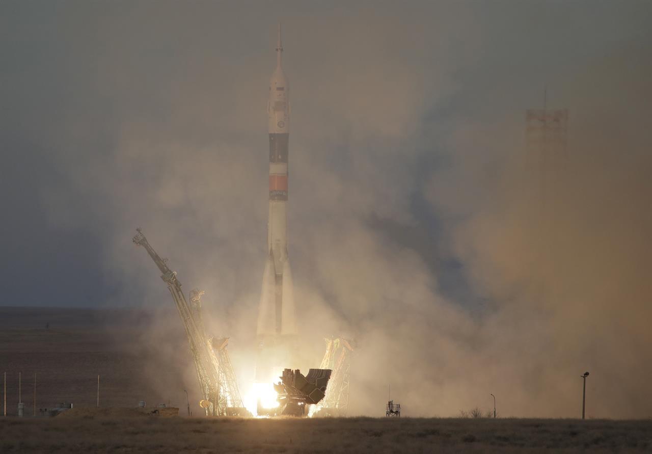 international space station news astronauts - photo #35
