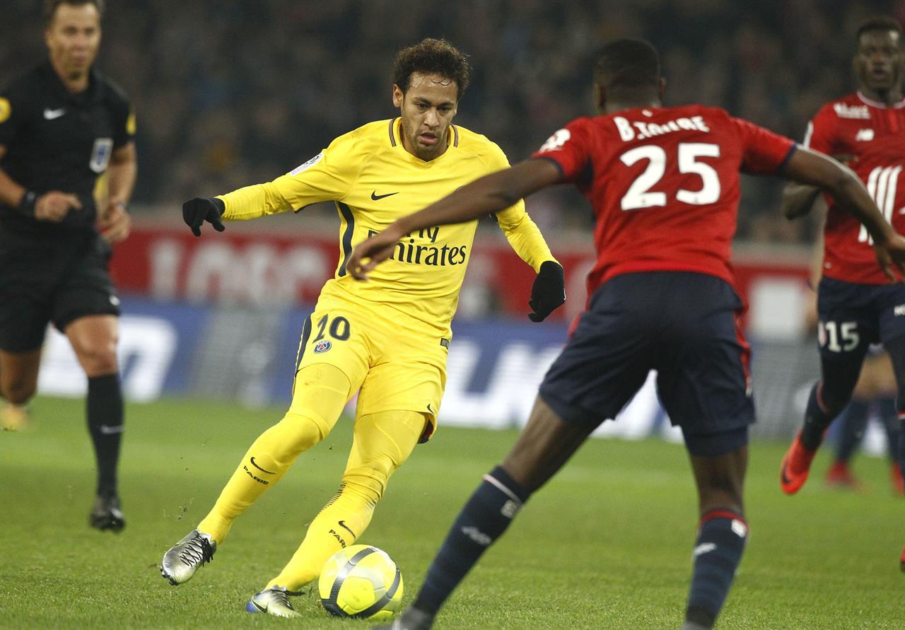 French League 1 Scores