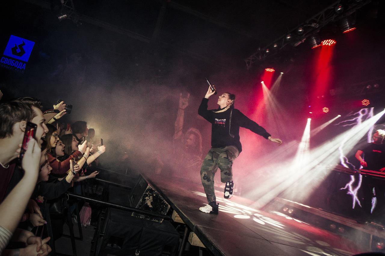 Russian rappers, artists still rebel despite govt crackdown