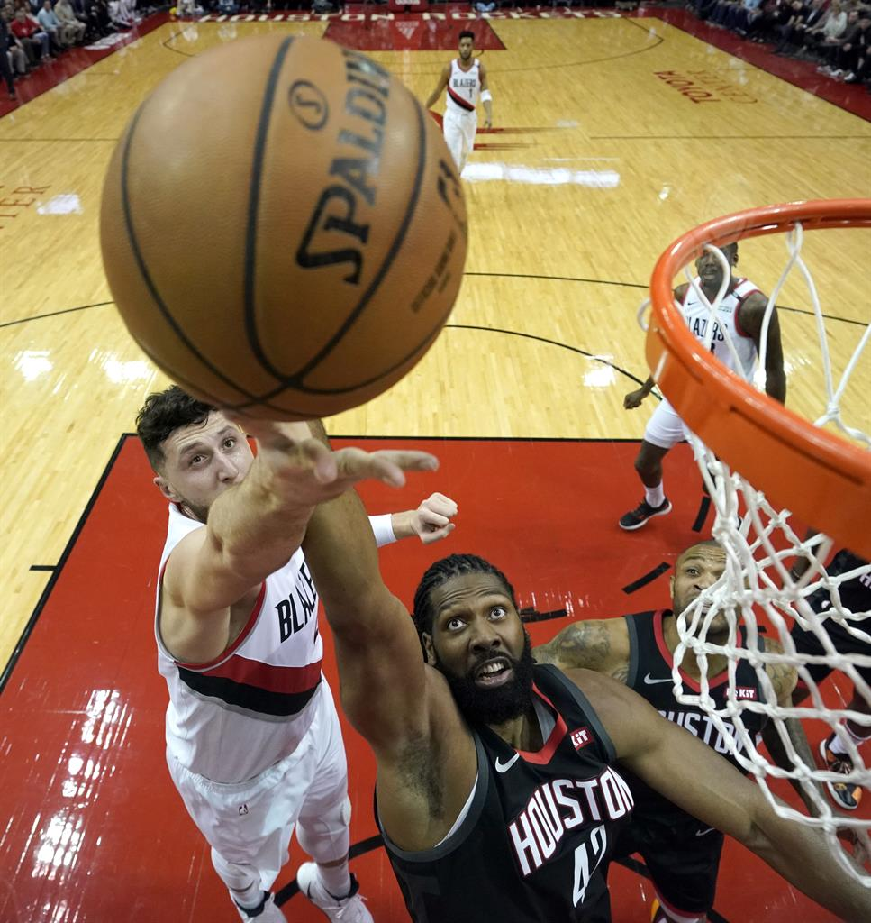 Portland Trail Blazers Media Guide: Harden Scores 29 To Lead Rockets Past Blazers 111-103