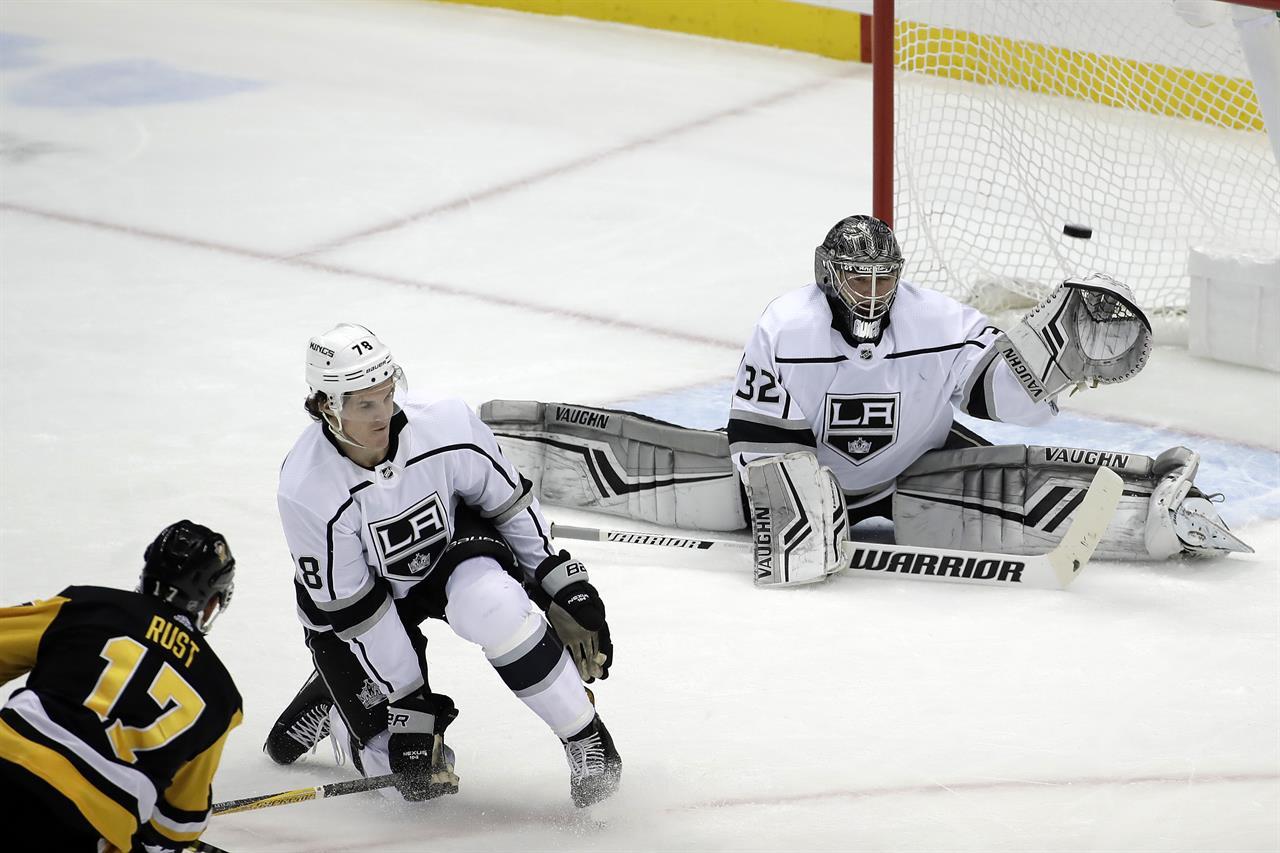 Phil Kessel scores in OT, Penguins beat Kings 4-3 | AM 1190