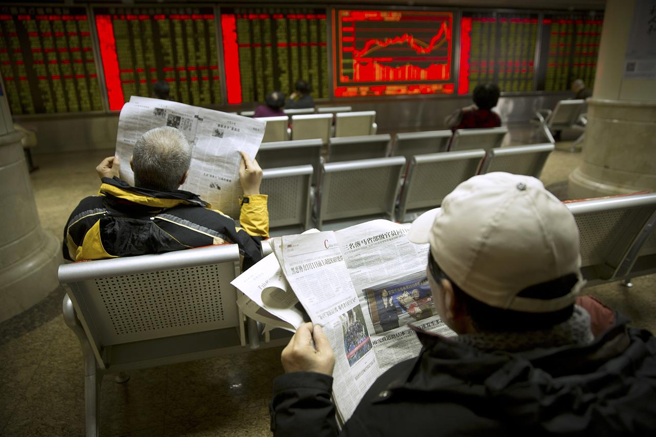 After Market Stock Quotes Asian Shares Tumble After Dow Has Worst Day Since 2011  Am 1190