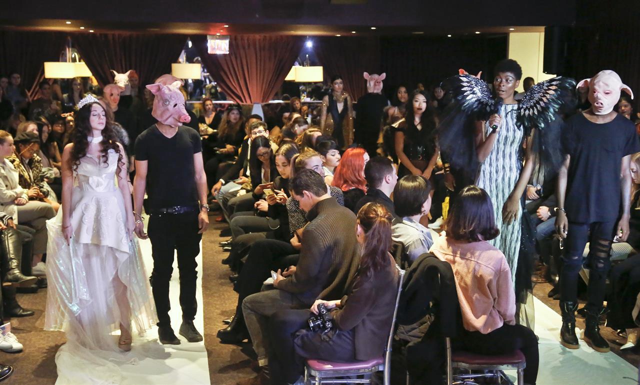 Correction: NY Fashion Week-Me Too story