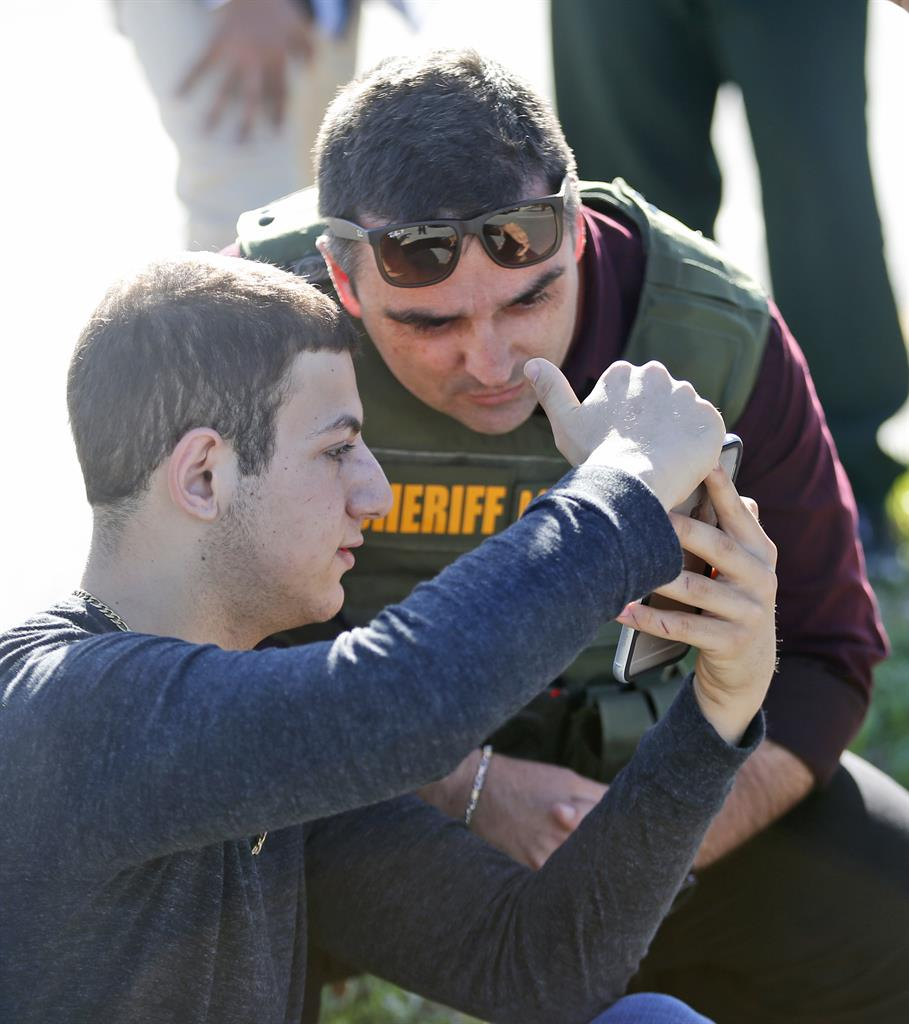 The Latest: Students Describe Shooting Suspect As Troubled