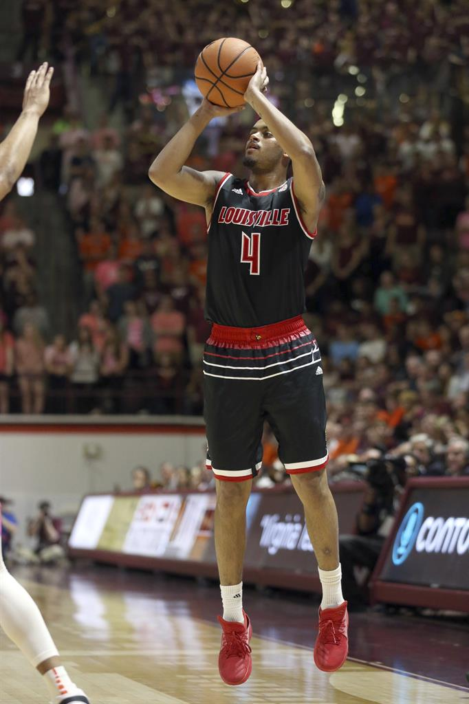 Louisville tops Virginia Tech on Snider's 7 3-pointers | AM
