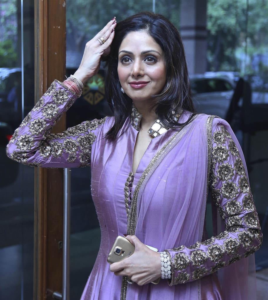 Sridevi, Bollywood Leading Lady Of '80s And '90s, Dies At