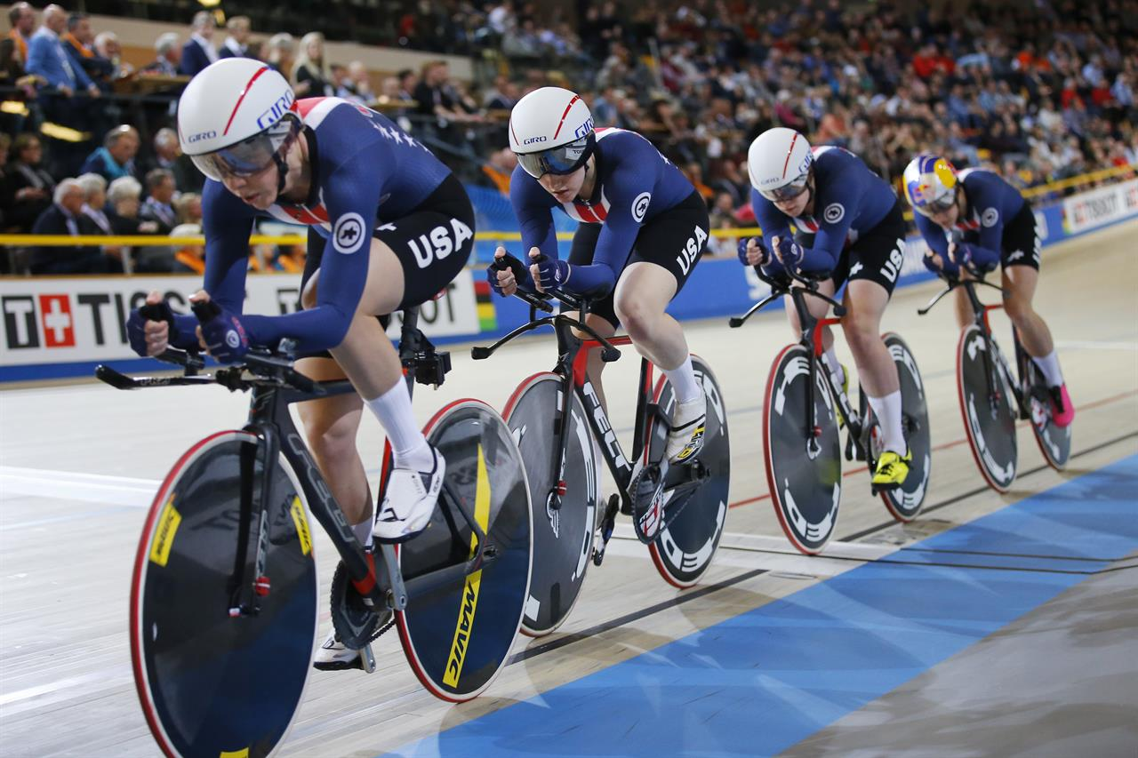 World Track Championships Cycling 2019