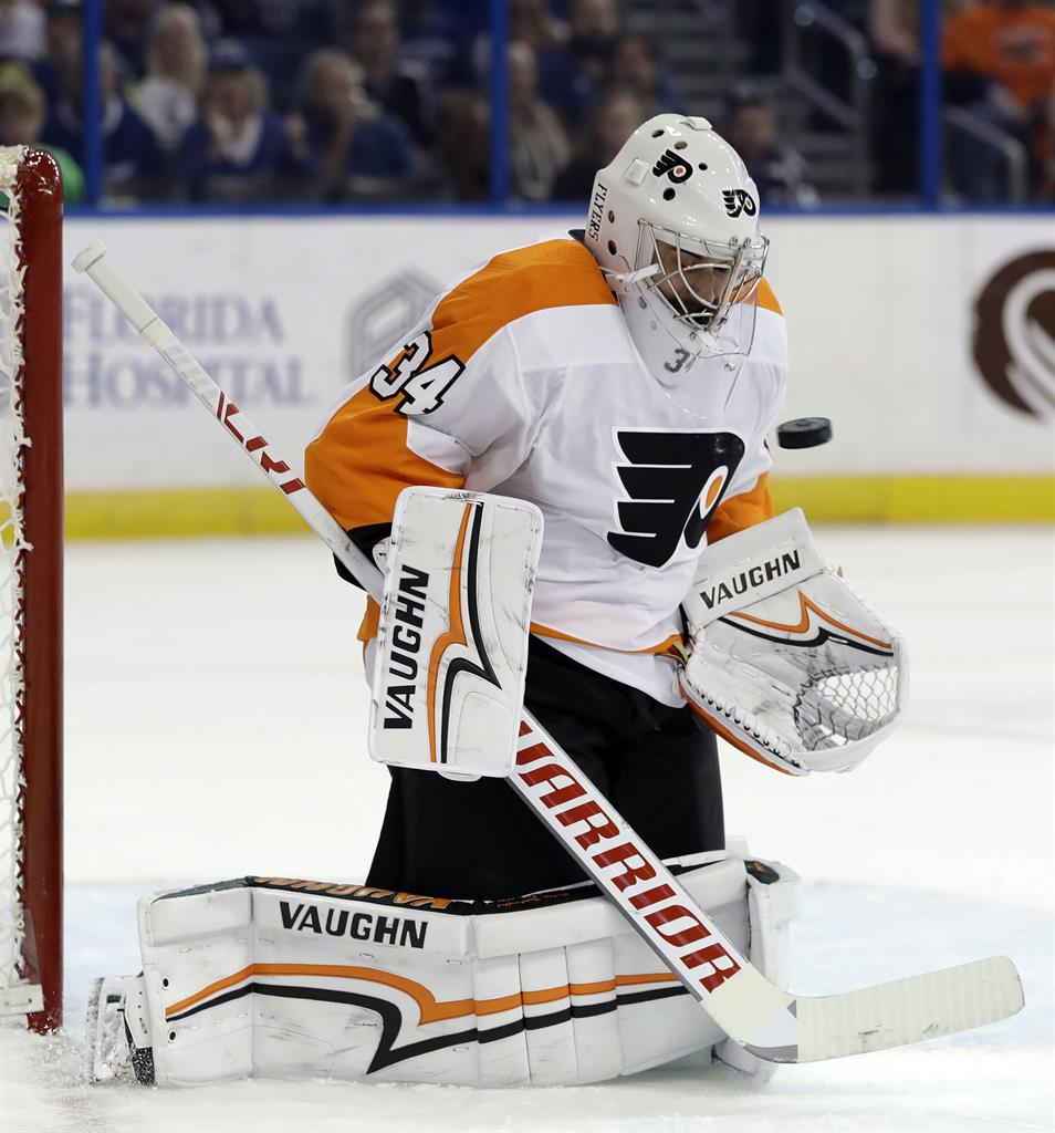 stamkos has career high 5 points as lightning outlast flyers am
