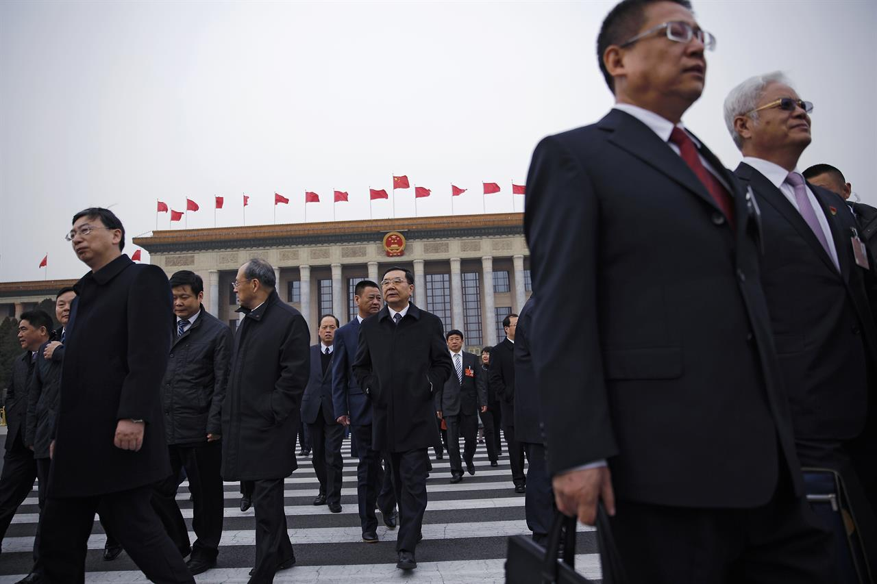 Xi Term-limits Controversy Looms At China Political