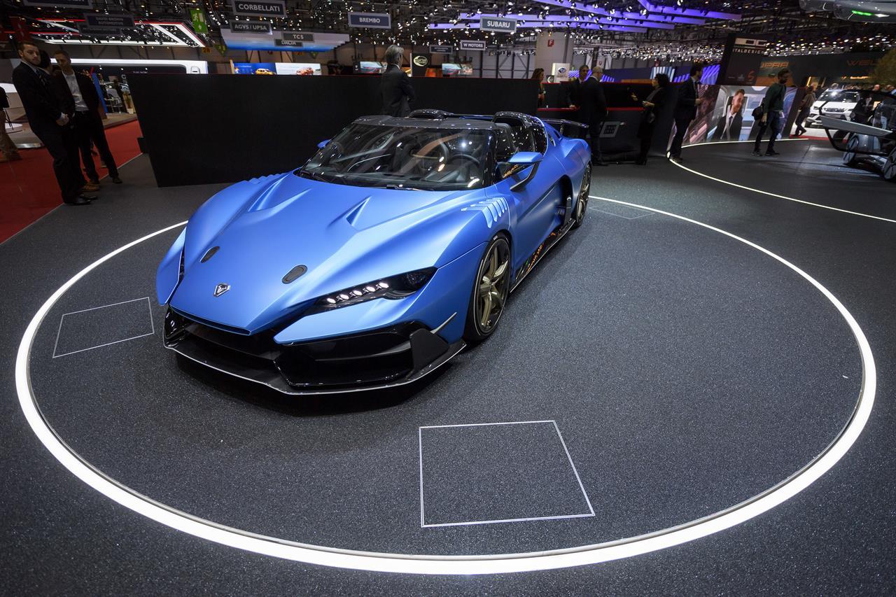 Highend Sports Cars Gleam At Geneva Auto Show Bring Money - Car show orlando fl
