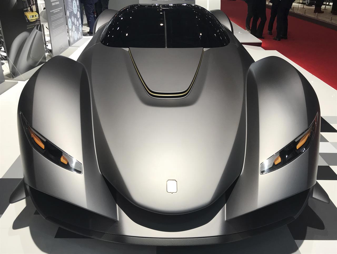 Highend Sports Cars Gleam At Geneva Auto Show Bring Money - 2018 car show dc