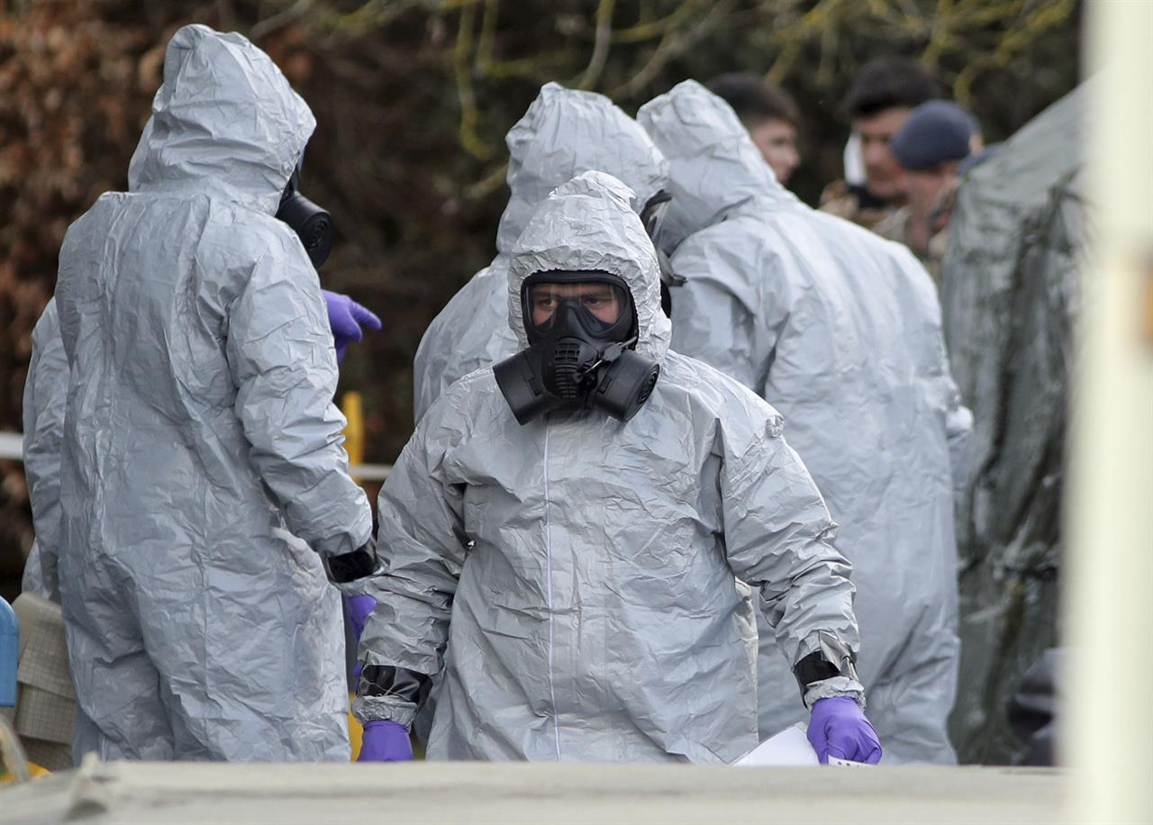 Contamination in ex-spy case ups pressure on UK to act | AM