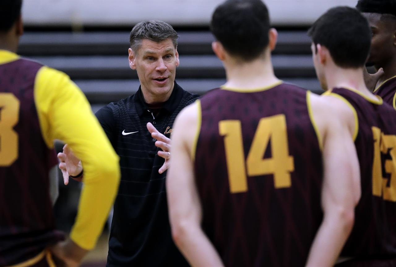 Rambling on: Loyola up for first NCAA tourney in 33 years