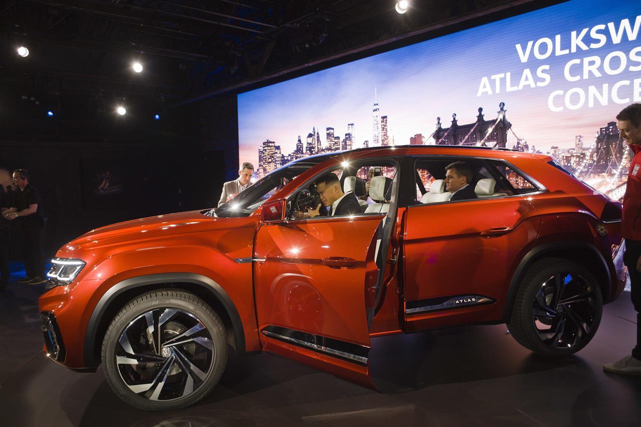 SUVs To Steal The New York International Auto Show AM WAFS - Car show atlanta ga