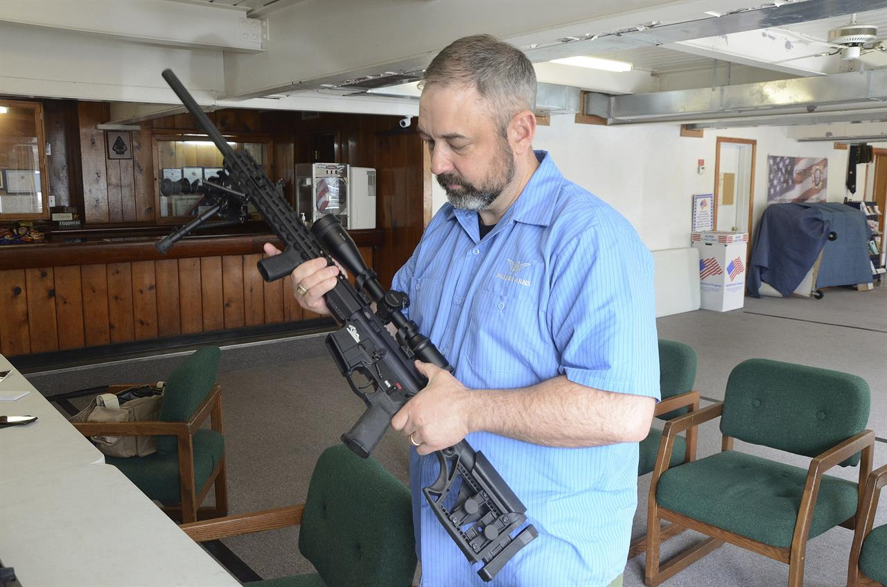 Michigan build-your-own AR-15 class provokes backlash | AM 970 The