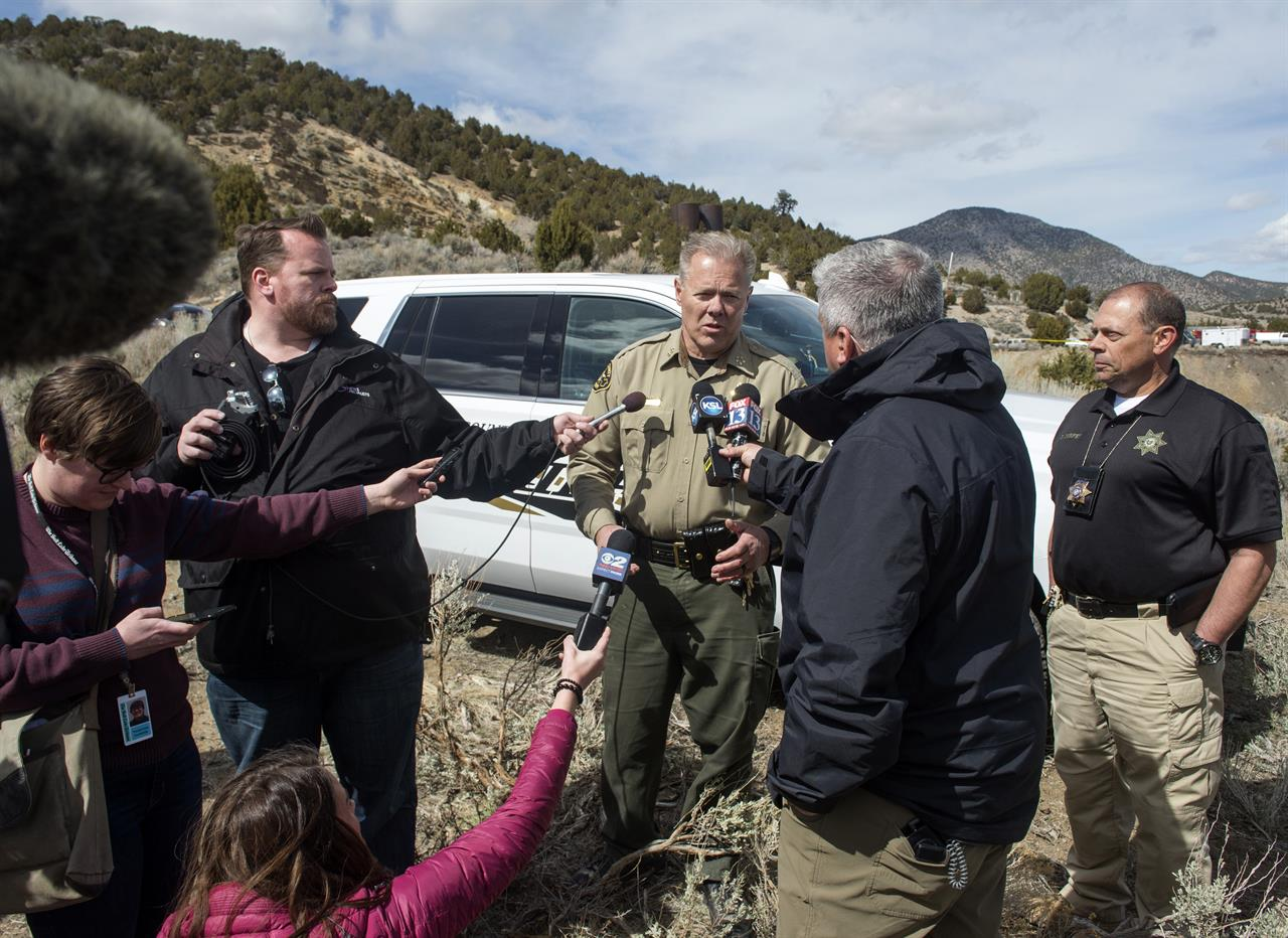 After bodies found in mine, man arrested in teen deaths | AM 660 The