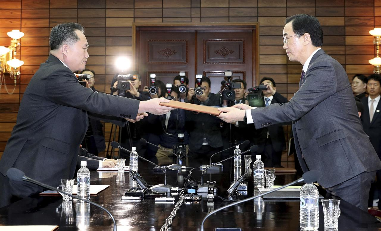 Prospects from Korean Unification