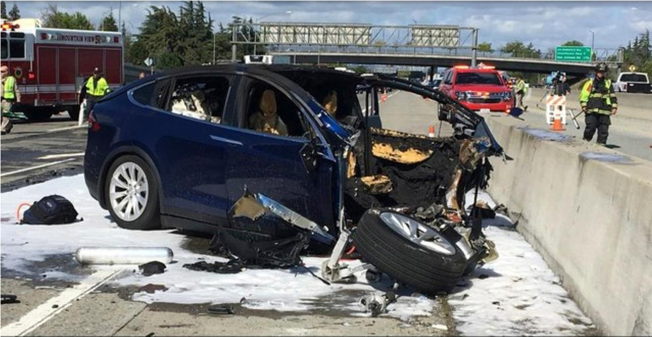 Tesla says vehicle in deadly crash was on Autopilot | AM 1070 The