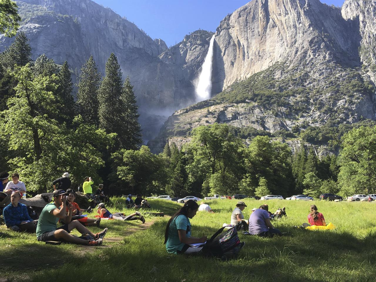 Yosemite camping canceled before California storm | The Answer 94 5