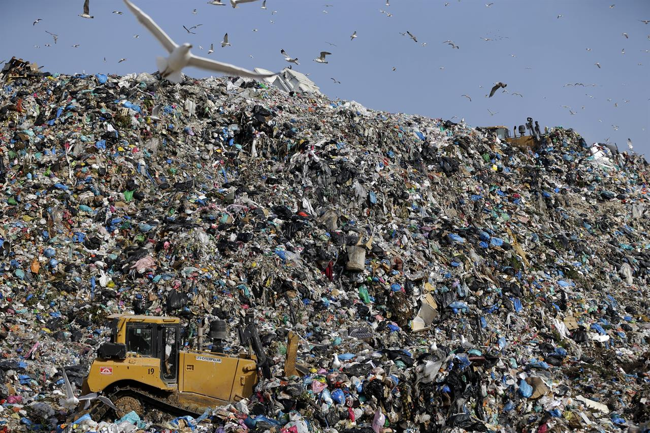 the problem of garbage We know that we have a serious garbage problem but the problem is not about  finding the right technology for waste disposal the problem is.
