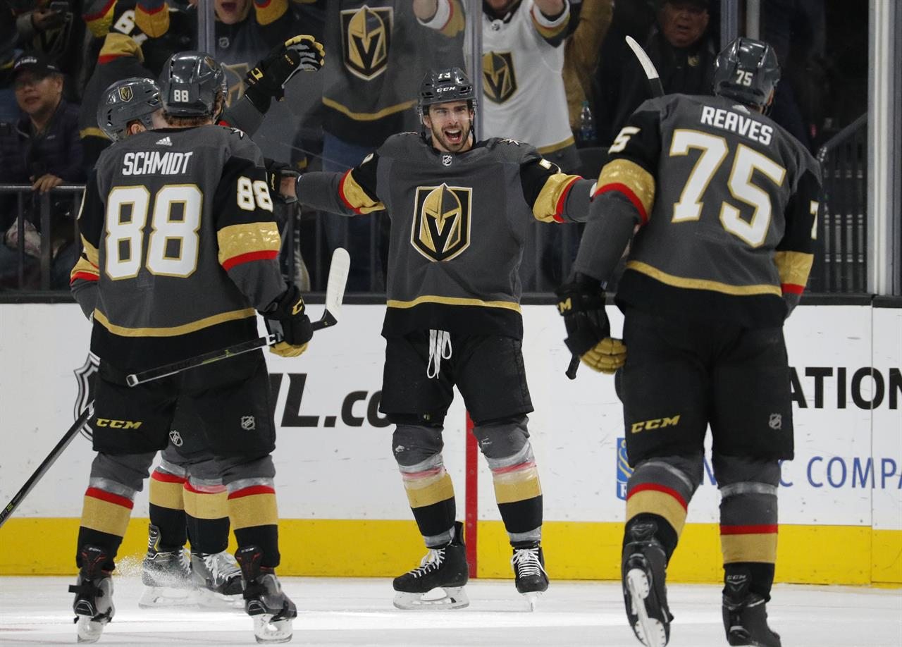 Fleury gets sixth shutout, Golden Knights top Kings 2-0 | AM 970 The