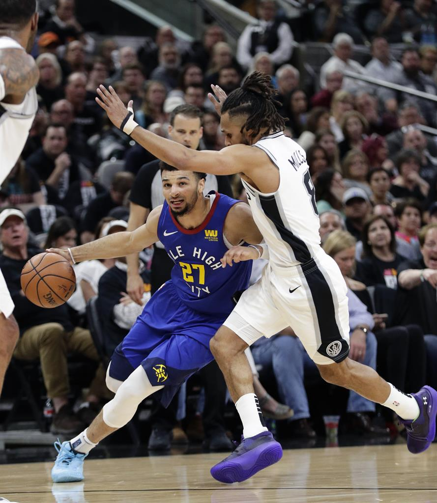 Nuggets Spurs Game: White Has Career-high 36 Points, Spurs Beat Nuggets 118