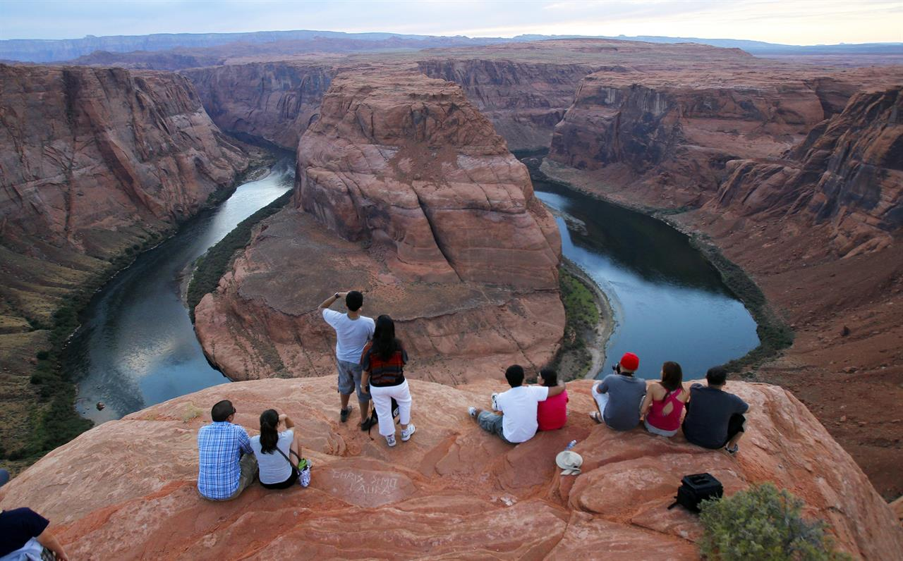 Popular river overlook in Arizona now has parking fee | AM 970 The
