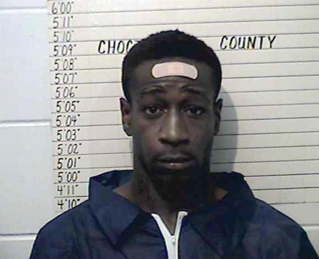 Man jailed in Oklahoma after being hurt in police shooting ...