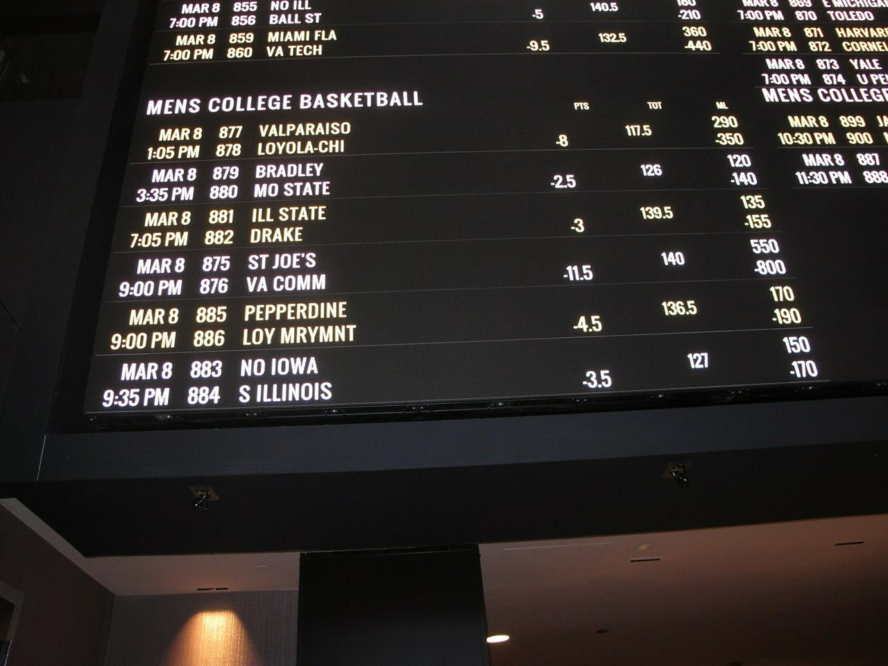 Horse racing weighs changes to compete with sports gambling | The