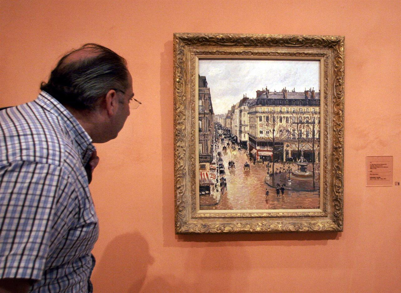 LA judge rules Spanish museum can keep Nazi-looted painting
