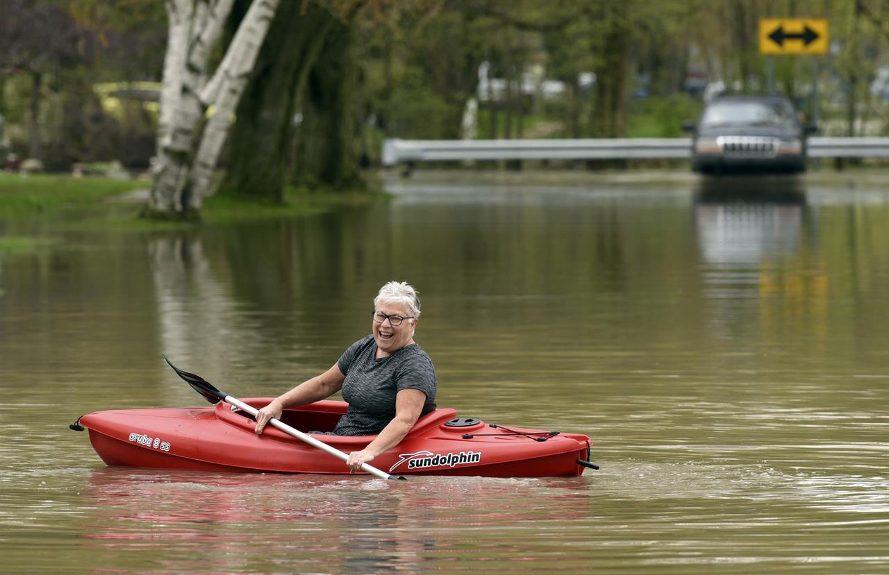 Michigan governor declares flood emergency in Wayne County | AM