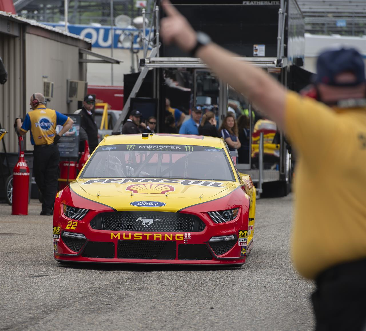 The Latest: Truex wins NASCAR race at Dover   AM 1070 The
