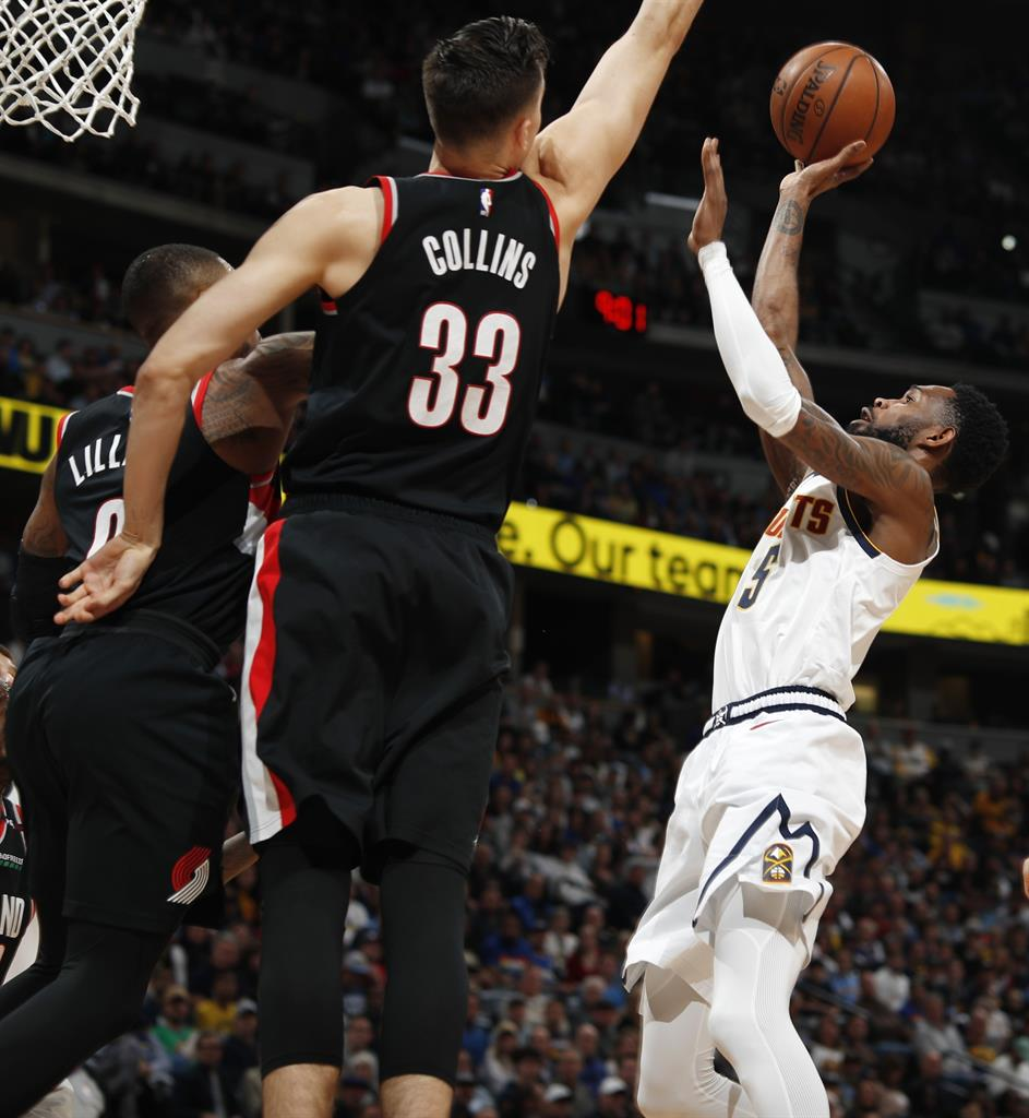 Nuggets Rout Portland 124-98, A Win Away From West Final