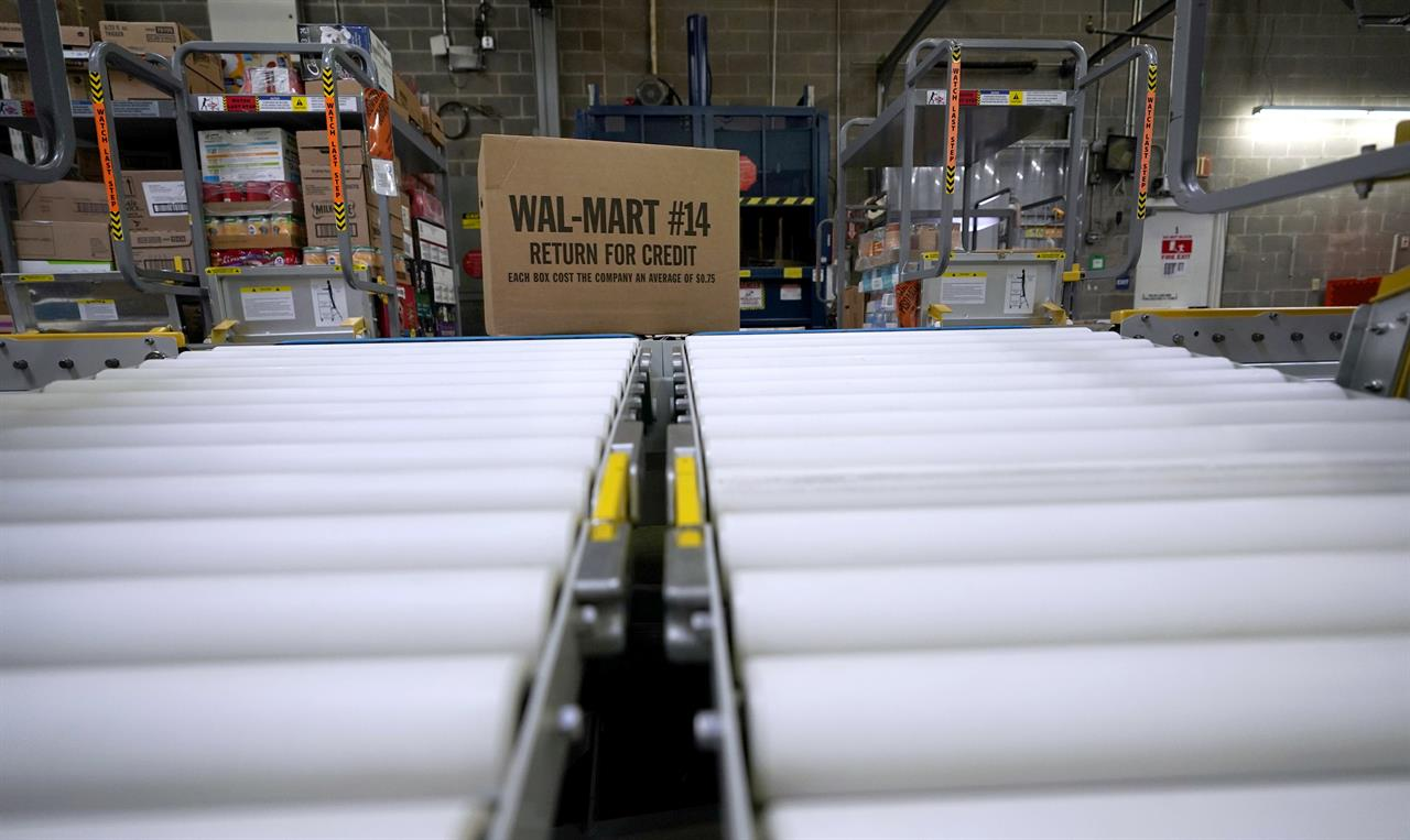 Walmart ups the delivery game with next day shipping | AM