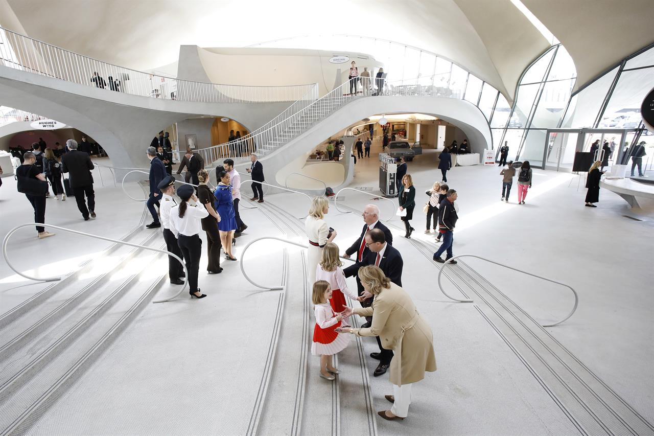 Historic JFK terminal gets new life as luxury hotel | AM 560 The