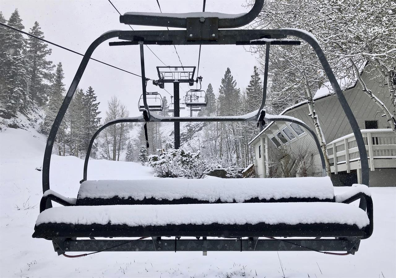 California sees more late-spring wintry weather   AM 880 The