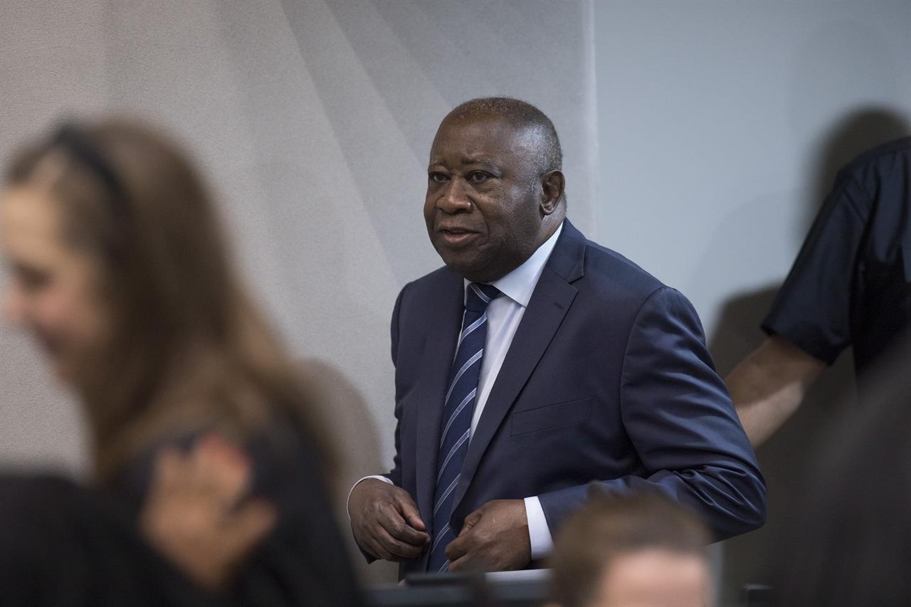 Image result for gbagbo