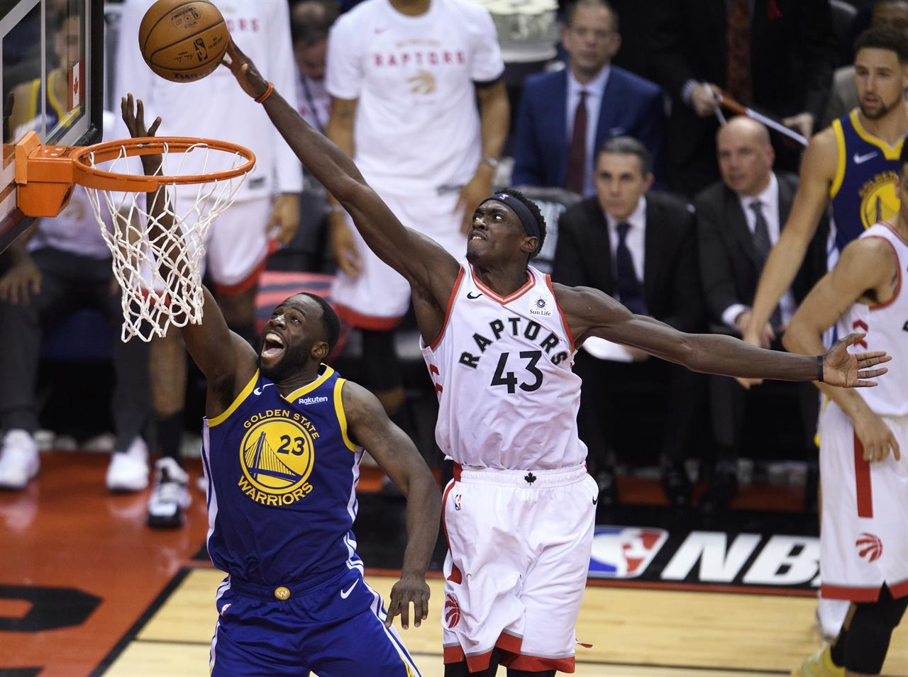 Raptors take NBA Finals opener, beat Warriors 118-109   AM 1420 The