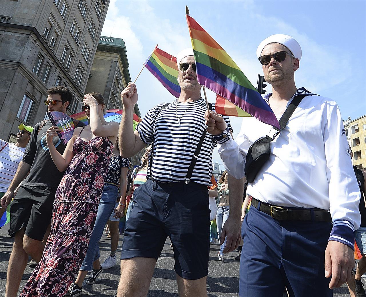 gay pride date europe