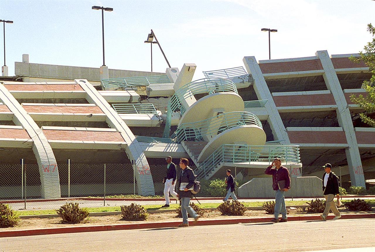 AP WAS THERE: California's deadly 1994 Northridge earthquake
